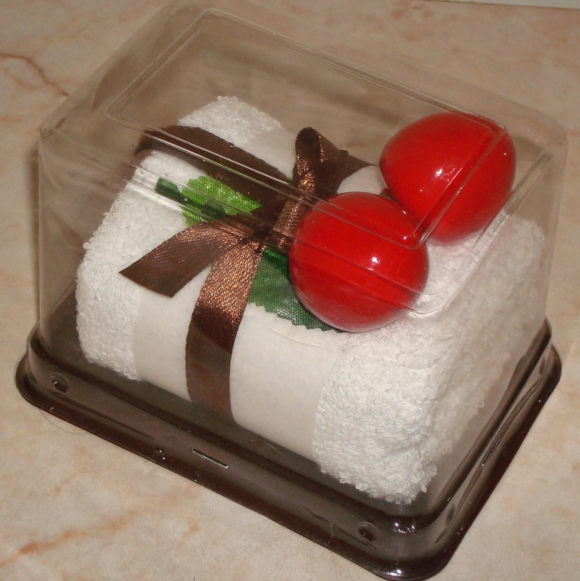 Полотенца-пирожные оптом