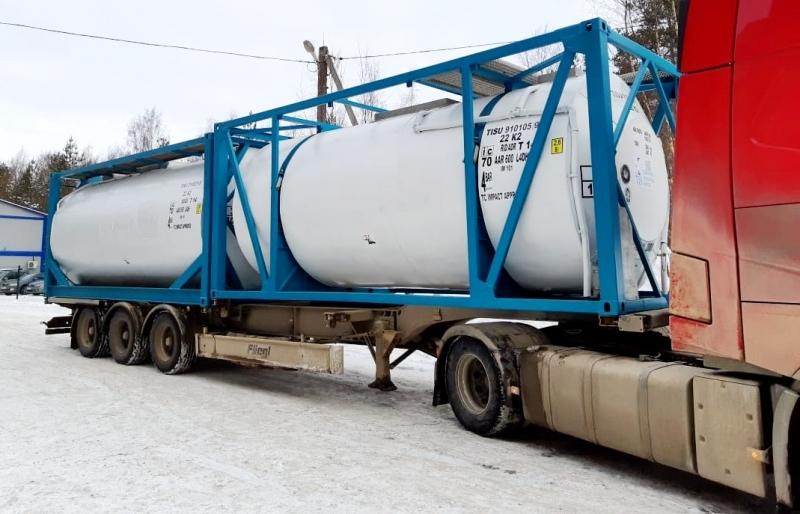 контейнер 20 футовый Т11 24000 литров