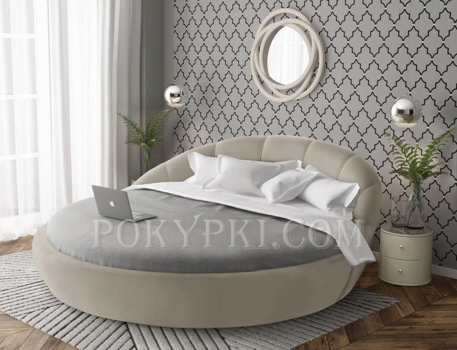 Купить круглую кровать с доставкой